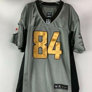 Nike NFL Antonio Brown #84 Pittsburgh Steelers MED